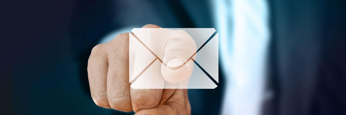 prospección por correo electrónico en el sector inmobiliario