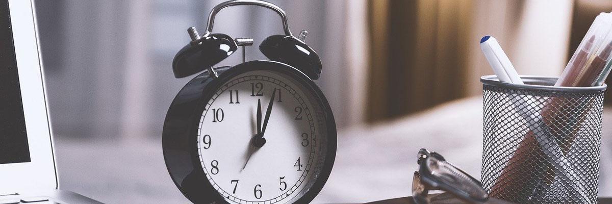 gestión del tiempo en agentes inmobiliarios