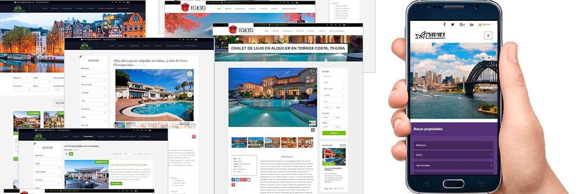 web inmobiliaria gratis