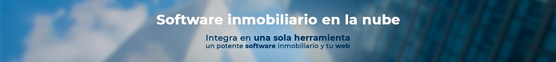 Software inmobiliario en la nube