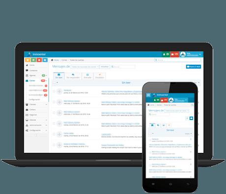 software inmobiliario con email integrado
